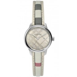 Buy Burberry Women's Watch The Classic Round BU10113