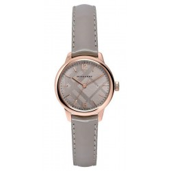 Buy Burberry Women's Watch The Classic Round BU10119
