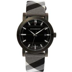 Buy Burberry Men's Watch The City Nova Check BU1377