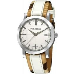 Buy Burberry Unisex Watch Heritage Nova Check BU1379