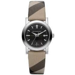 Buy Burberry Women's Watch The City Nova Check BU1773