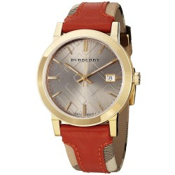 Buy Burberry Women's Watch Heritage Nova Check BU9016