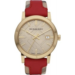 Buy Burberry Women's Watch Heritage Nova Check BU9017