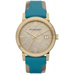 Buy Burberry Women's Watch Heritage Nova Check BU9018