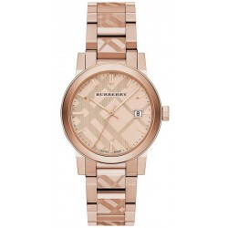 Buy Burberry Women's Watch The City BU9039
