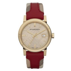 Buy Burberry Women's Watch Heritage Nova Check BU9111