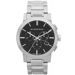 Buy Burberry Men's Watch The City Chronograph BU9351