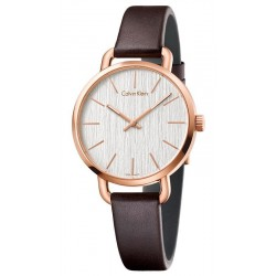 Buy Calvin Klein Women's Watch Even K7B236G6