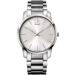 Buy Calvin Klein Men's Watch City K2G21126