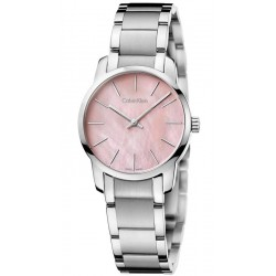 Buy Calvin Klein Women's Watch City K2G2314E
