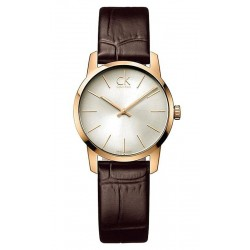 Buy Calvin Klein Women's Watch City K2G23620