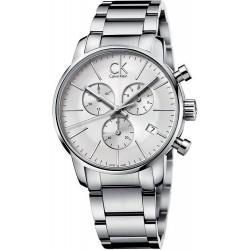 Buy Calvin Klein Men's Watch City K2G27146 Chronograph