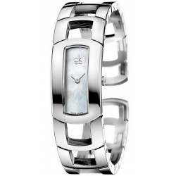 Buy Calvin Klein Women's Watch Dress Middle K3Y2M11G