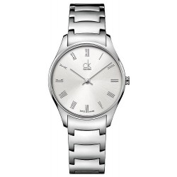 Buy Calvin Klein Women's Watch New Classic K4D2214Z