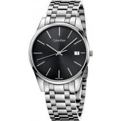 Buy Calvin Klein Men's Watch Time K4N21141