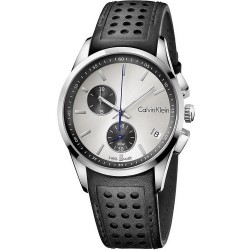 Buy Calvin Klein Men's Watch Bold Chronograph K5A371C6