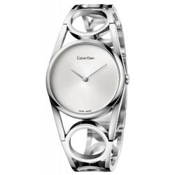 Calvin Klein Women's Watch Round K5U2M146