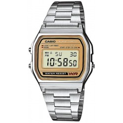 Buy Casio Collection Unisex Watch A158WEA-9EF