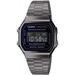 Casio Vintage Unisex Watch A168WEGG-1BEF