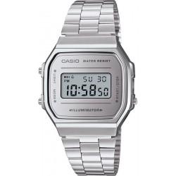 Casio Vintage Unisex Watch A168WEM-7EF