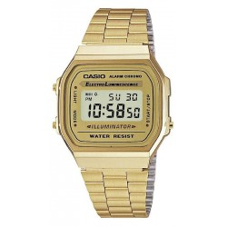 Buy Casio Collection Unisex Watch A168WG-9EF