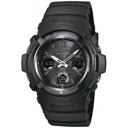 Casio G-Shock Men's Watch AWG-M100B-1AER