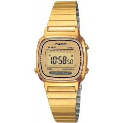 Buy Casio Collection Women's Watch LA670WEGA-9EF