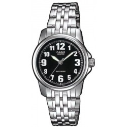 Buy Casio Collection Womens Watch LTP-1260PD-1BEF