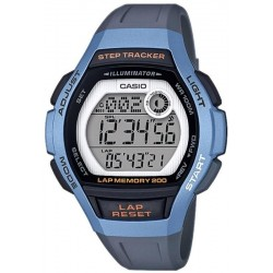 Casio Collection Women's Watch LWS-2000H-2AVEF