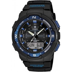 Casio Collection Men's Watch SGW-500H-2BVER
