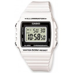 Buy Casio Collection Unisex Watch W-215H-7AVEF