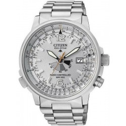 Buy Citizen Men's Watch Promaster Nighthawk Radio Controlled AS2020-53H