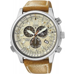 Buy Citizen Men's Watch Chrono Eco-Drive Radio Controlled AS4020-44B