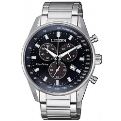 Citizen Men's Watch Chrono Eco-Drive AT2390-82L