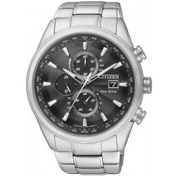 Buy Citizen Men's Watch Chrono Eco-Drive Radio Controlled AT8011-55E