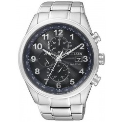 Citizen Men's Watch Chrono Eco-Drive Radio Controlled AT8011-55L
