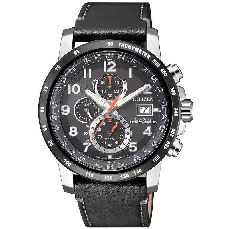 f773f4b0ccf Citizen Men s Watch Radio Controlled H800 Sport Eco-Drive AT8124-08H