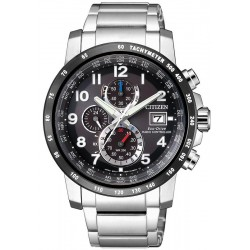 Buy Citizen Men's Watch Radio Controlled H800 Sport Eco-Drive AT8124-83E