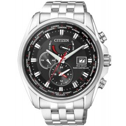 Buy Citizen Men's Watch Radio Controlled Chrono Eco-Drive AT9030-55E