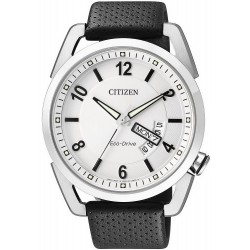 Citizen Men's Watch Metropolitan Eco-Drive AW0010-01A