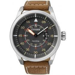 Citizen Men's Watch Aviator Eco-Drive AW1360-12H