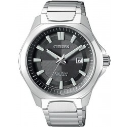 Citizen Men's Watch Super Titanium Eco-Drive AW1540-53E