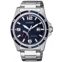 Citizen Men's Watch Marine Eco-Drive AW7037-82L