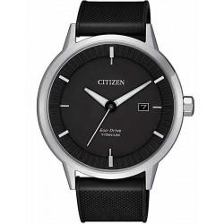 Citizen Men's Watch Super Titanium Eco-Drive BM7420-15E