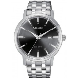 Citizen Men's Watch Classic Eco-Drive BM7460-88E