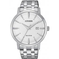 Citizen Men's Watch Classic Eco-Drive BM7460-88H