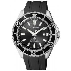 Citizen Men's Watch Promaster Diver's Eco-Drive 200M BN0190-15E