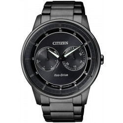 Citizen Men's Watch Style Eco-Drive BU4005-56H Multifunction
