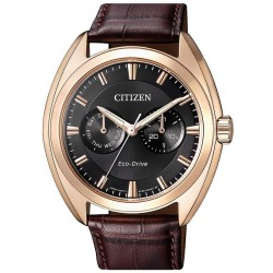 Citizen Men's Watch Style Eco-Drive BU4018-11H Multifunction