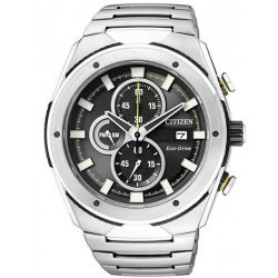 Buy Citizen Men's Watch Chrono Eco-Drive CA0155-57E